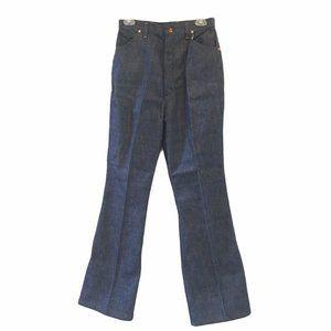 Wrangler Vintage Super High Rise Mom Jeans Flare